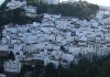 White village of Andalusia Casares visit