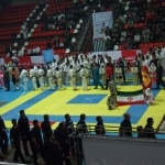The 6th Middle East Championships Matsushima Cup was held in Iran.