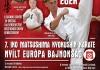 The 7th I.K.O.MATSUSHIMA European Championships will be held very soon