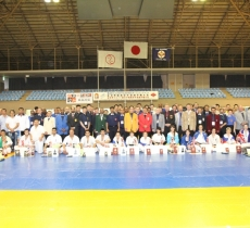 The 4th I.K.O.MATSUSHIMA World Open Kyokushin Karate Tournament was held on 23,24th June at Isesaki,Gumma Japan.