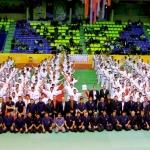 Iran I.K.O Matsushima cup was held in Tehran , Iran on 1st February 2013