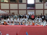 The Azerbaijan International tournament in Kyokushinkai Karate was held in Baku by the government support, which was dedicated to the 90th anniversary of  Heidar Aliev.