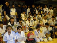 All PAKISTAN MATSUSHIMA KARATE CHAMPIONSHIP WAH CANTT was held on April 2013