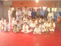 The 18th  I.K.O.Matsushima Pakistan Kyokushin Karate Tournament was held on 27,28th Apr.2013.