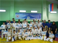 "The Russia Tyumen Championships""Matsushima Cup-2013""was held on 5th may 2013."