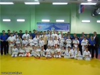 The Tournament was held in Russia Tyumen on May,12th 2013.