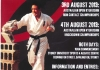 IKO-MATSUSHIMA 2013 AUSTRALIAN KYOKUSHIN KARATE ASSOCIATION OPEN KARATE CHAMPIONSHIPS will be held on 3rd,4th Aug.2013