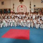 Technical camp was held in Shihan Ghasemi Dojo at 8th,November 2013, Chalus- Mazandaran- Iran