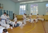 Kyu test was held Tyumen in Russia on 22nd December 2013