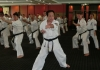 The training seminar and Dan test were held in I.C.C. after the championships.
