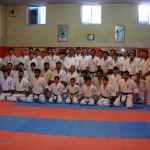 Technical class was held by Shihan Ali Akbar Ghasemi among Kata and Kumite in behshahr,Mazandaran ,Iran