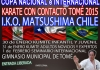 I.K.O.MATSUSHIMA International championships was held in Chile on 30th January 31 February 1.