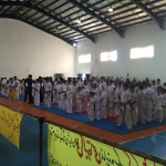 Kids tournament was held between I.K.O Matsushima Dojos of Mazandarn State in Chalus , Mazandaran , Iran