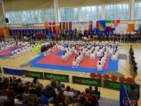 """IKO Matsushima Croatia Kyokushin Karate Tournament """"13th Domenica Cup"""""""