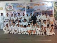 All Balochistan Open Kyokushin Karate Matsushima Cup was held on 22nd,23nd March 2016 in Pakistan