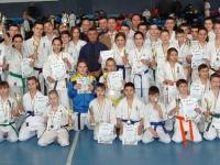 Ukrainian Kyokushinkaikan Karate Federation has held 11th Open Ukrainian championship among youth and juveniles in Lutsk on March 26th, 2016.