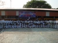 Camp and Grading test was held in India