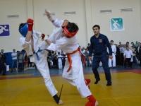"The report of "" International Karate Organization Kyokushin Kaikan I.K.O. Matsushima"" in Azerbaijan."