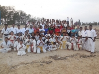 The report of a summar Camp and Grading test at Digha in West Bengal,India.
