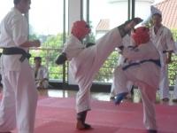 IKO MATSUSHIMA INDONESIA IKKA HELD KYU TEST AUGUST 2016