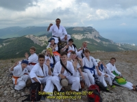 Children's summer camp was held in  Black Sea Russia on 27th June to 9th July , 2016