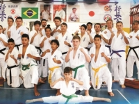 Referee Course, Kata Course, Special training and 7th Interstate Tournament Karate Kyokushinkaikan were held in Brazil