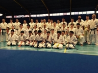 MASS GRADING TEST IN KARATE MATSUSHIMA  NORTHERN AREA – IQUIQUE, CHILE