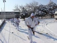 Winter Training was held in Armenia