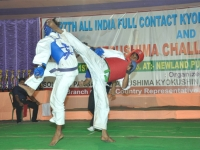 27TH ALL INDIA FULL CONTACT KYOKUSHIN KARATE TOURNAMENT & MATSUSHIMA CHALLENGE CUP 2016