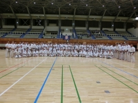 After the 5th World Tournament ,International Meeting & the training seminar were held on 28th Nov.And Dan test was held on 29th Nov. 2016 at Yamato Citizen Gymnasium.