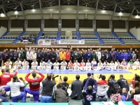 The 5th I.K.O.MATSUSHIMA World Open Kyokushin Karate Tournament was held on 26,27th November at Maebashi,Gumma Japan