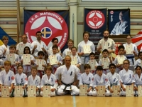 Belt Ceremony was held in Sweden on 15th January 2017