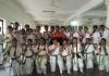 Kyu  Test was held in Kolkata India