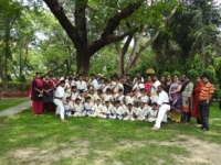 Belt Gradation Test  was held in India on 26th March 2017