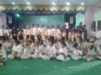 I.K.O Matsushima Cup Kyokushin Karate Tournament success 15 th and 16 th April 2017 was held in Durgapur, West Bangal, India