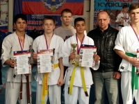 Championship was held in Blagoveschnska Russia on 8th April 2017