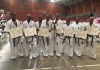 Swaziland IKO Matsushima Branch held Kyu Grading followed by Dan Grading on the 25th March 2017 at the Bosco Skills Center in Manzini,Swaziland