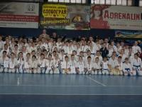 12th Ukrainian kyokushinkaikan karate championship among youth and juniors was held in Lutsk.