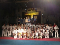 Two tournaments were organized in Dnipro at the same location on April 8th 2017: Ukrainian open kyokushinkaikan karate championship (IKO Matsushima) in kumite among men and women, and Ukrainian Open Kyokushinkaikan Karate tournament among youth (12-17 y.o. boys).
