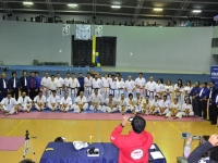 The First National Open Karate Matsushima  Northern Area Tournament  was held in Chile on 27th May 2017