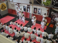 KYU BELT CEREMONY HELD IN IQUIQUE, CHILE