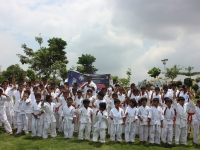 Belt Gradation and Belt Ceremony was held in Karnataka India on 24th September 2017