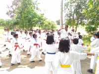 Belt Gradation and Belt Ceremony was held in  India on 30th October 2017