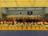 The 24th I.K.O.MATSUSHIMA Gumma Kyokushin Karate Championships was held on 26th November 2017