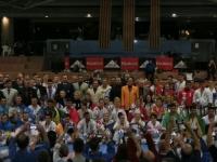 10th IKO MATSUSHIMA European Kyokushin Karate Championships was held in Santa Susanna,Spain on 28th,29th October 2017.
