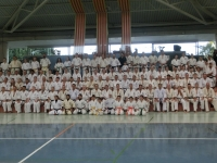 With events of 10th European Championships the Training Seminar and Dan test were held on 29th Oct.2017.