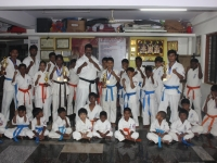 I.K.O.Matsushima 28th All India Tournament was held inTamil Nadu on 30 & 31st December 2017