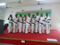 Winter camp was held in India