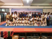 The Tournament was held in Tamilnadu India