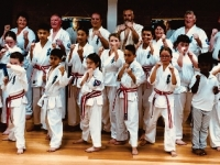 A celebration training for 17 years of operation for the Narre Warren (Melbourne) dojo,Australia.
